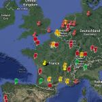 Google Maps Fibre
