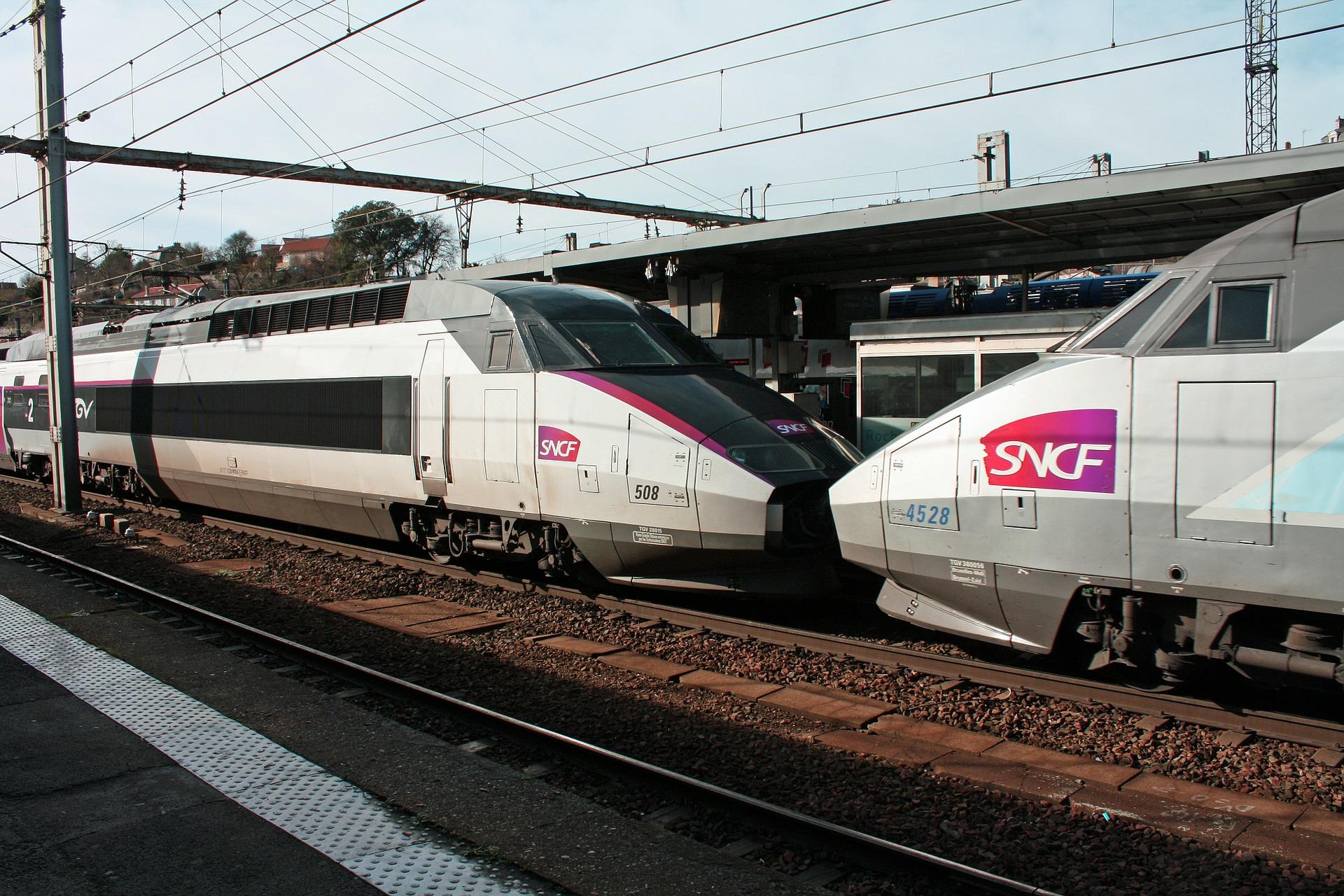 Orange couvre la SNCF
