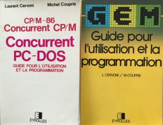 1986 – MS-DOS / GEM / DR